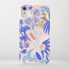 Rainforest Leopard iPhone Case