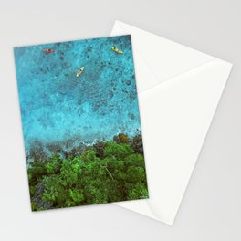 Tropical Vibes | Green Lagoon Philippines  Stationery Cards