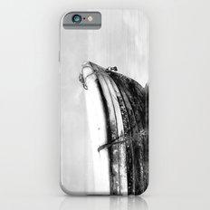 The boat b/w iPhone 6s Slim Case