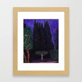 Nocturne I Framed Art Print