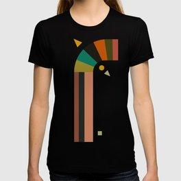 turning T-shirt