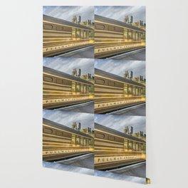 Pullman Observation Car Wallpaper