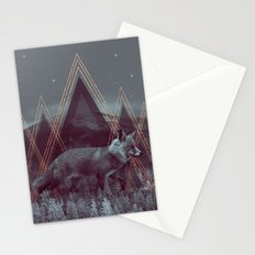In Wildness | Fox Stationery Cards