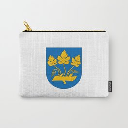 Flag of Stavanger Carry-All Pouch