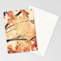 Maple Run Stationery Cards