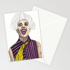 Fashion Illustration - Patterns and Prints - Part 1 Stationery Cards