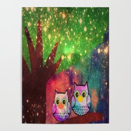 owl-143 Poster