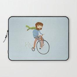 If I had a bike Laptop Sleeve
