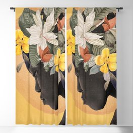 In Bloom 21 Blackout Curtain