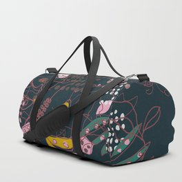 complex and diffuse matter Duffle Bag
