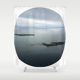 Islands Shower Curtain