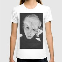 shinee T-shirts featuring Jonghyun by Roxie33