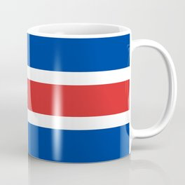 Flag: Iceland Coffee Mug