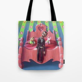 Night of the Living Dummy II Tote Bag
