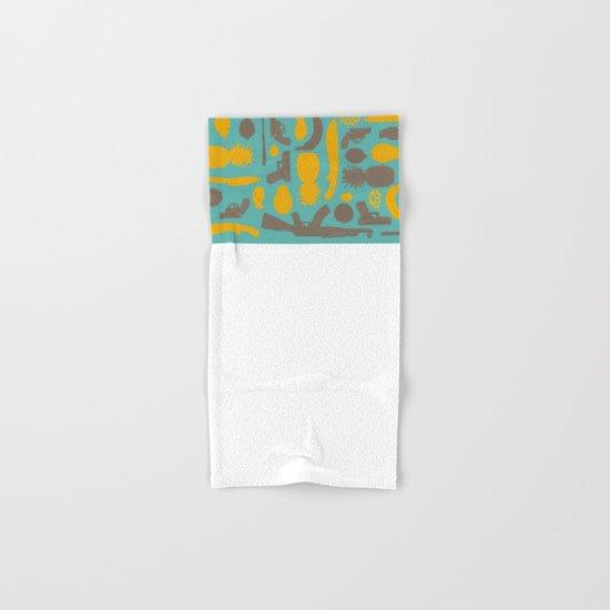 Maracaibo Hand & Bath Towel