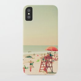 Summer of Love III iPhone Case