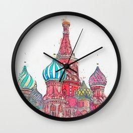 kremlin Wall Clock