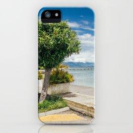 Garda Lake iPhone Case