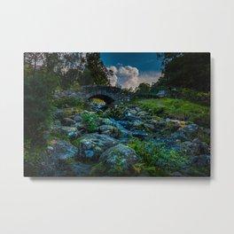 Lake District, England Metal Print