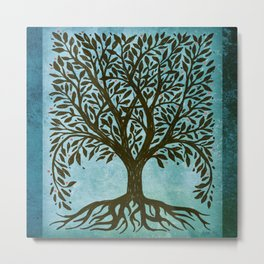 Tree Of Life Metal Print