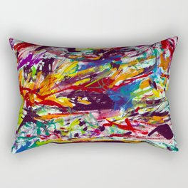 Typhoon Saling (1985) Rectangular Pillow