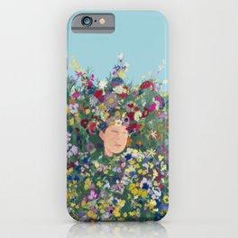 Midsommar May Queen iPhone Case