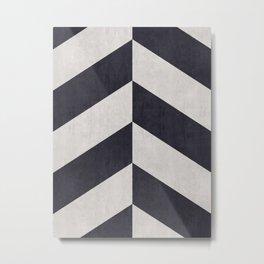 Triangular composition XVIII Metal Print