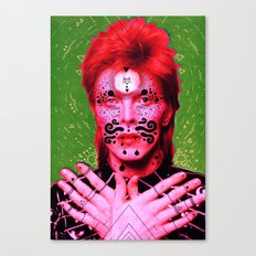 35 Canvas Print