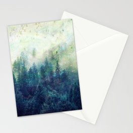 Forest in your fantasies  Stationery Cards