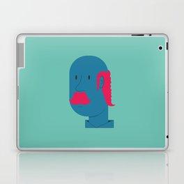 OLD MOSTACHIN Laptop & iPad Skin