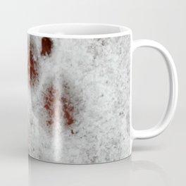 Puppy print Coffee Mug