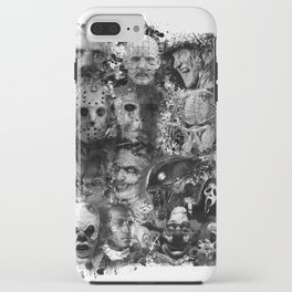 Horror iPhone Case