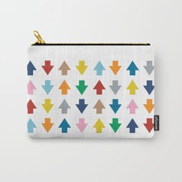 Arrows Up and Down Carry-All Pouch