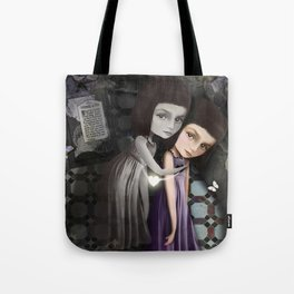The memory of you Tote Bag