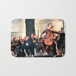 The Soloist Bath Mat