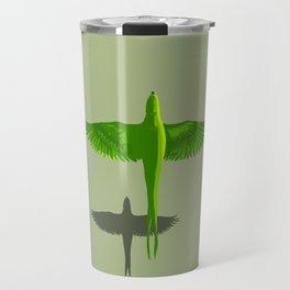 Parot (Global Warming) Travel Mug