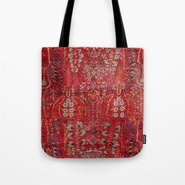 Sultanabad Arak West Persian Rug Print Tote Bag
