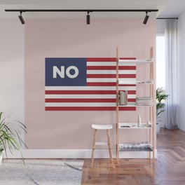USA NO Wall Mural
