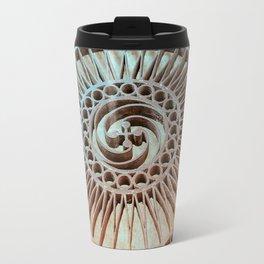 The Iron Lattice Travel Mug