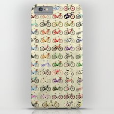 Bikes iPhone 6 Plus Slim Case
