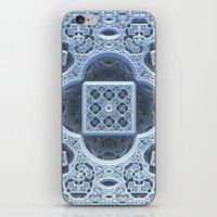 frozen iPhone & iPod Skins featuring Frozen by Lyle Hatch