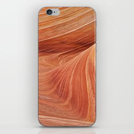 Above The Wave iPhone Skin