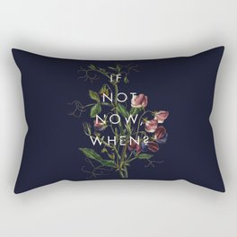 The Theory of Self-Actualization III Rectangular Pillow