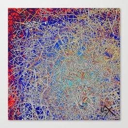 egotrip Canvas Print