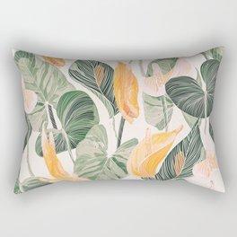 Lush Lily - Autumn Rectangular Pillow
