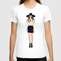 coven T-shirts featuring Coven by Isaiah K. Stephens