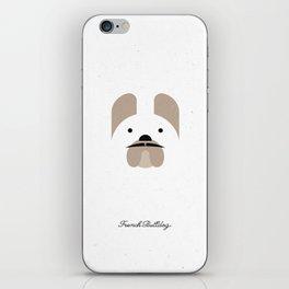 Pedigree: French Bulldog iPhone Skin