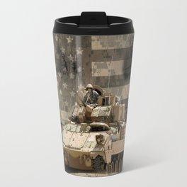 Bradley Infantry Fighting Vehicle Travel Mug