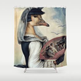 The 3rd of May - Homage to Goya Shower Curtain