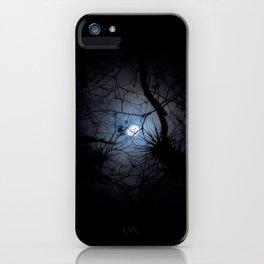 Everglades Moon iPhone Case